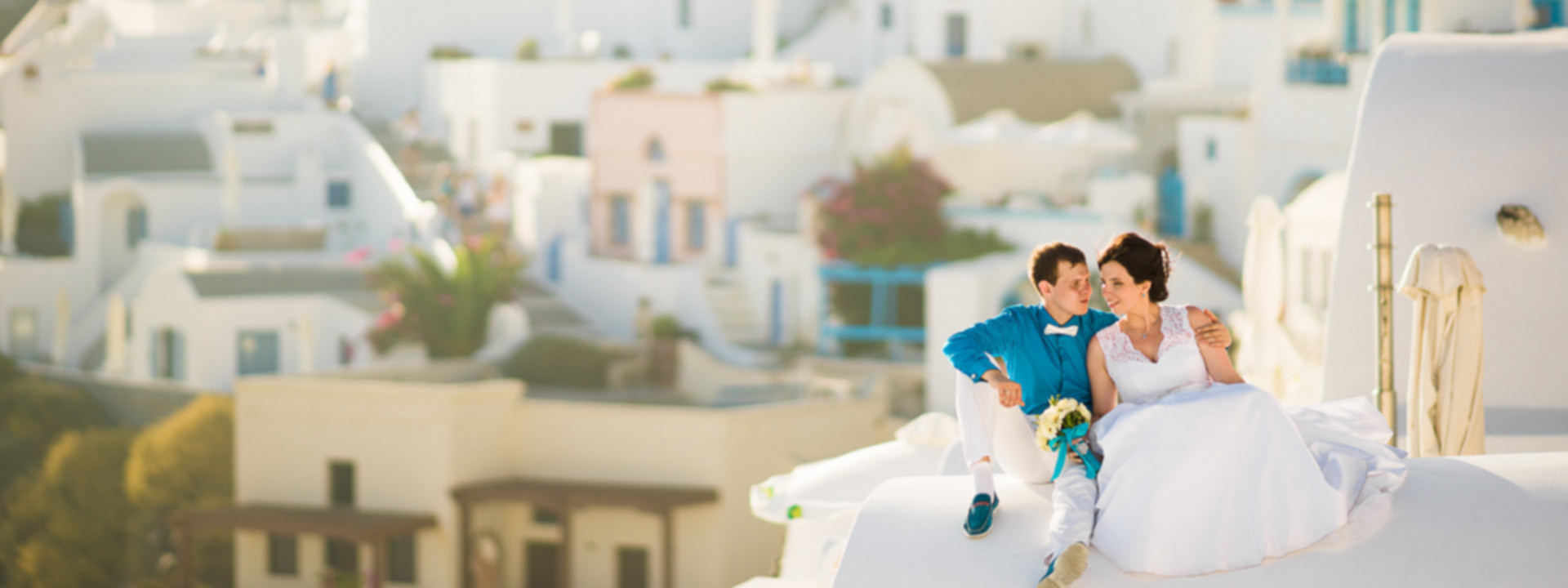Unique Wedding Ideas For Reception Weddings in Santorini ...